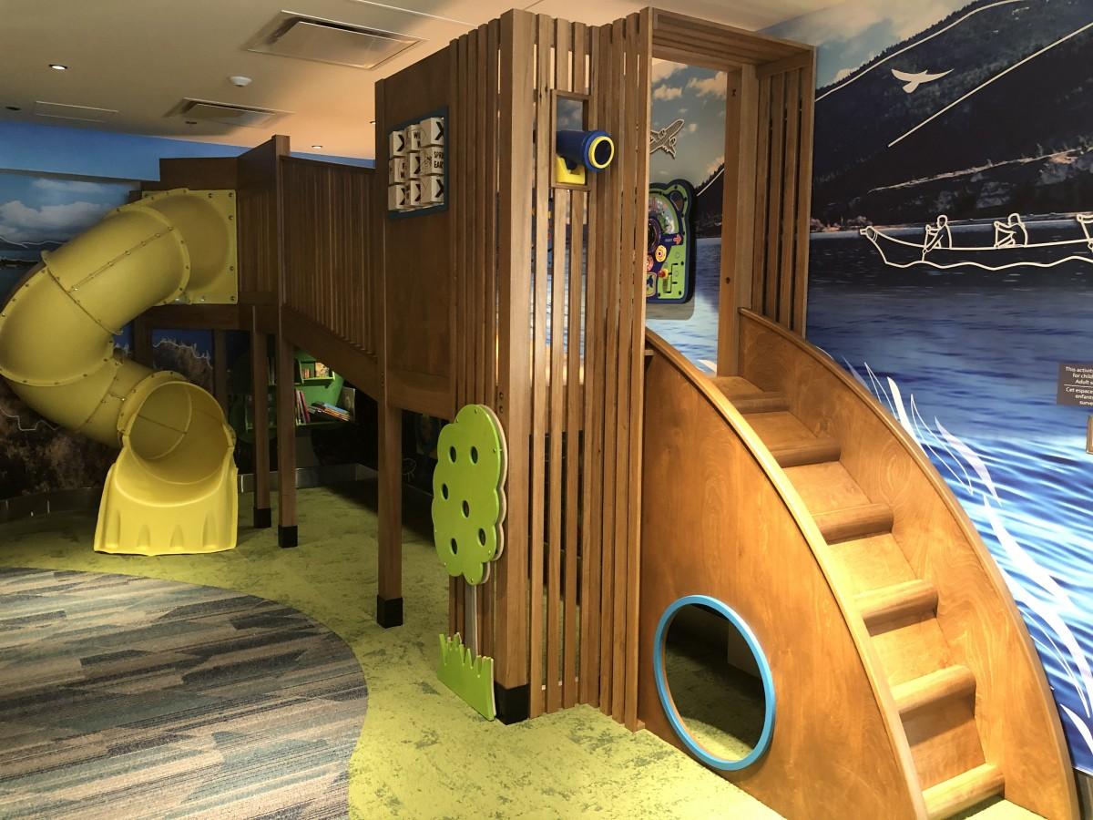 Family Adventure Zone play structure